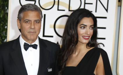 Amal Clooney: Pissed About George Clooney Flirting With Scarlett Johansson?!