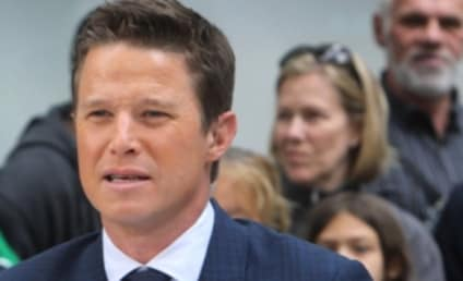 Billy Bush: Officially Off Of Today!