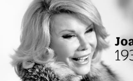 "Joan Rivers Ordered ""Burn Book"" Diaries to be Published After Her Death; Tell-All Reportedly Contains Shocking Revelations!"