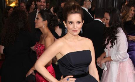 Academy Awards Fashion Face-Off: Tina Fey vs. Melissa McCarthy