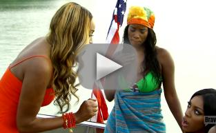 RHOA: Cynthia Bailey Flips Out on Porsha Williams!
