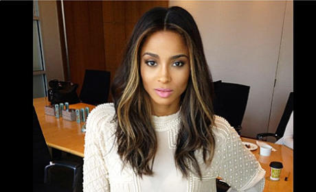 Ciara Black Hair