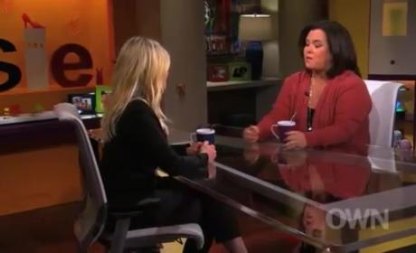 Chelsea Handler Talks Abortion, Penises with Rosie O'Donnell