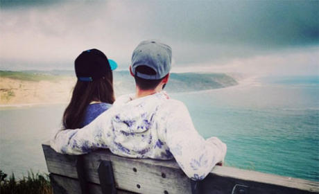Justin Timberlake and Jessica Biel Post Rare Instagram Photo, Try Not to Miss Life