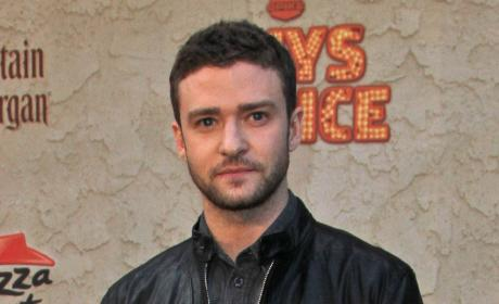 Justin Timberlake Smokes Pot