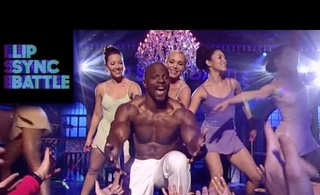 Mike Tyson vs. Terry Crews Lip Sync Battle Video