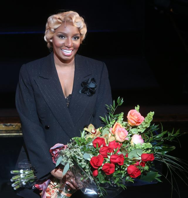 Nene leakes first night in chicago