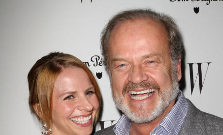 Kayte Walsh Pregnant with Kelsey Grammer's Sixth Child
