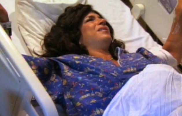 Teresa Giudice: Labor Pains