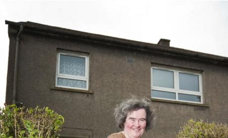 Susan Boyle Album Cover, Track List: Revealed!