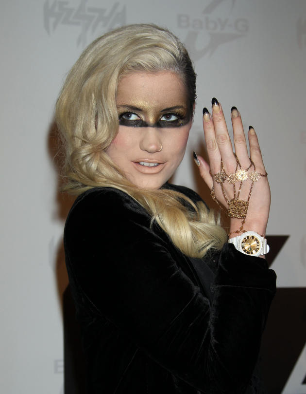 Ke$ha and Her Watch