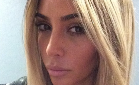 Kim Kardashian Nip Slip Photo: Yup, That's a Giant, Naked BOOB on Instagram!