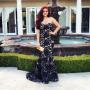 Ariel Winter Poses For a Prom Photo