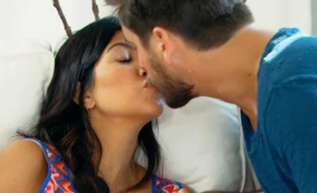 Kourtney Kardashian and Scott Disick: Breakup Staged For Keeping Up?!