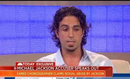 Wade Robson to Joe Jackson: Shut Up!