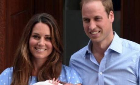 Prince George Christening Preview