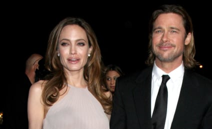 Angelina Jolie and Brad Pitt: NOT Married Despite Ring Swap