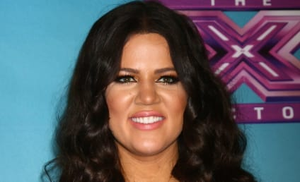 Khloe Kardashian: Happy Being Heavier!