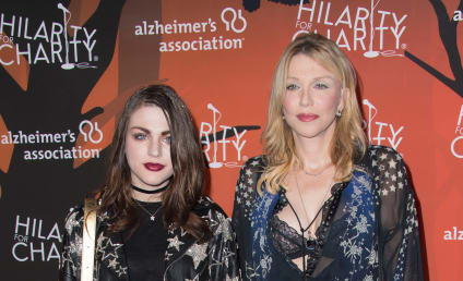 Frances Bean Cobain and Courtney Love: Kurt Cobain Would Be Rolling Over in His Grave!
