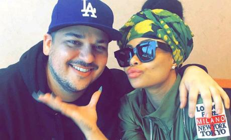Rob Kardashian Lost 40 POUNDS Thanks to Blac Chyna!!