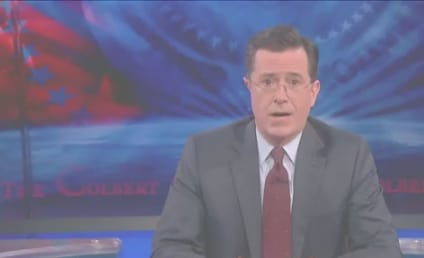 Stephen Colbert Transfers Super PAC to Jon Stewart, Forms Exploratory Committee For Presidential Run