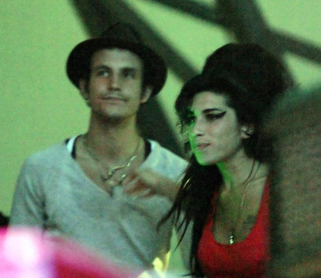 Blake Fielder-Civil and Amy Winehouse