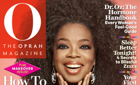 Oprah Winfrey, Natural Hair Cover O!