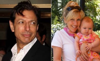 Rielle Hunter: Cheating on John Edwards with Jeff Goldblum?