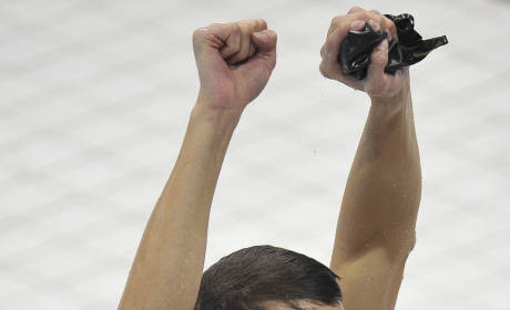 President Obama Sends Congratulations to Michael Phelps