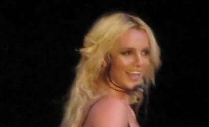 Britney Spears Not Worried About K-Fed Being K-Fed