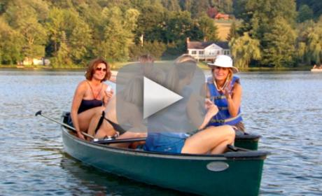 The Real Housewives of New York City Season 6 Episode 10 Recap: Ramona Singer Loses It
