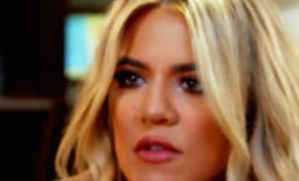 Keeping Up with the Kardashians Klip: Koncern Over Rob!