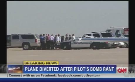 Clayton Osbon, JetBlue Pilot, Restrained By Passengers After In-Flight Meltdown