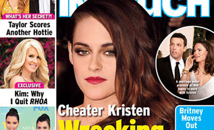Kristen Stewart to Wreck Another Marriage?!?
