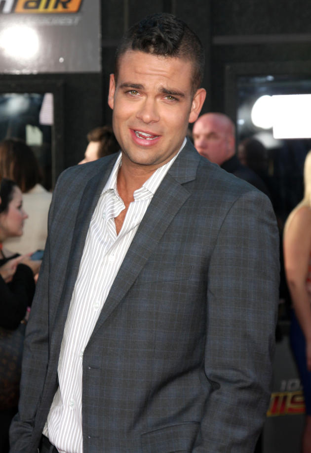 Mark Salling Photo