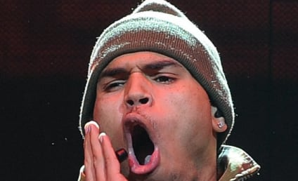 Chris Brown to Haters: F--k Off!