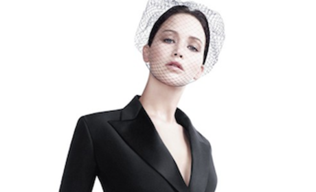 Jennifer Lawrence Dior Photo