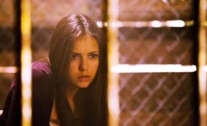 The Vampire Diaries Season 4: First Look at Elena!