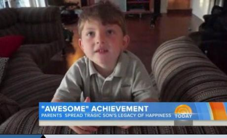 "Calder Sloan: ""Mr. Awesome"" Remembered in Viral Photo Campaign After Tragic Death"