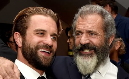Milo Gibson: Meet Mel's Really Hot Son!