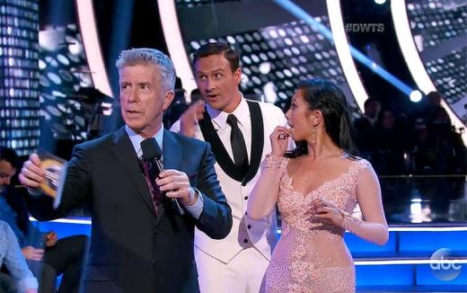 Ryan Lochte on DWTS
