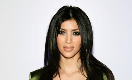 Kim Kardashian: Nicole Romano Fall 2007 Fashion Show