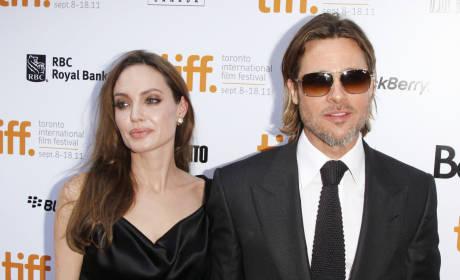 Brad Pitt and Angelina Jolie Make Large Donation to Somali Aid Group