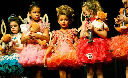 Toddlers & Tiaras: Child Exploitation at its Worst?