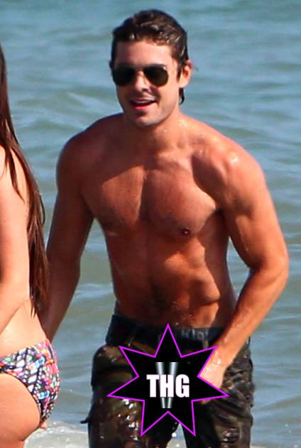 Zac Efron'S First Nude Photos 83