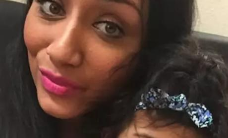 "Nia Guzman to Chris Brown: You're Just an ""Instagram Dad!"""