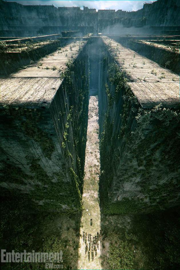 The Maze Runner Concept Art