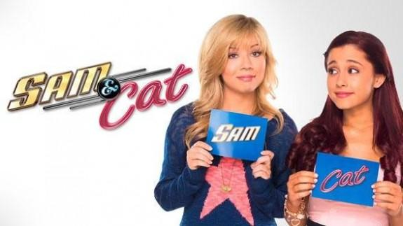 Sam & Cat Photo