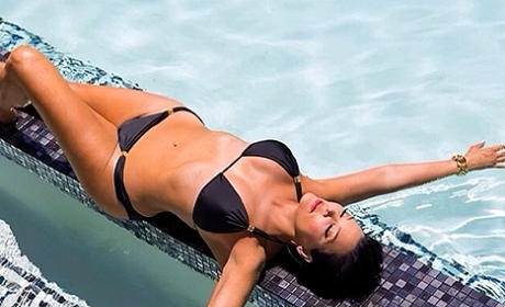 Kris Jenner Bikini Photo