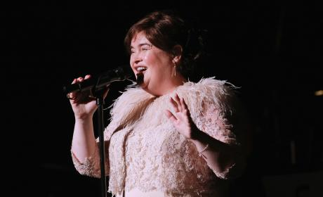 Pic of Susan Boyle